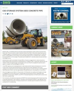 SWS Published CSO article